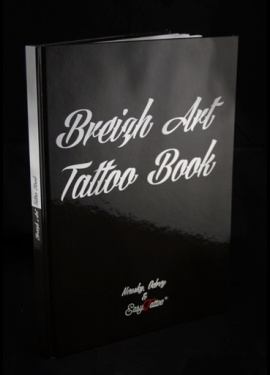 BREIZH ART TATTOO BOOK