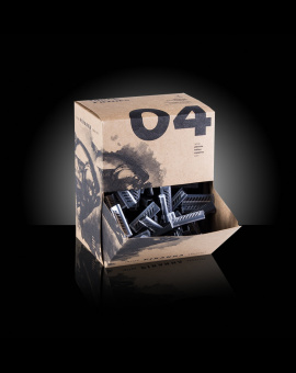 Black razors - Box of 100