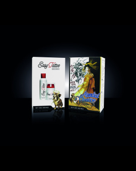 Tattoo Kit Mondial 2019 - Limited Edition