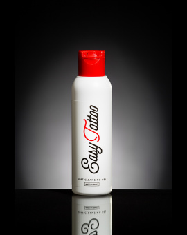 Easytattoo® Soft Cleaning Gel - 125ml