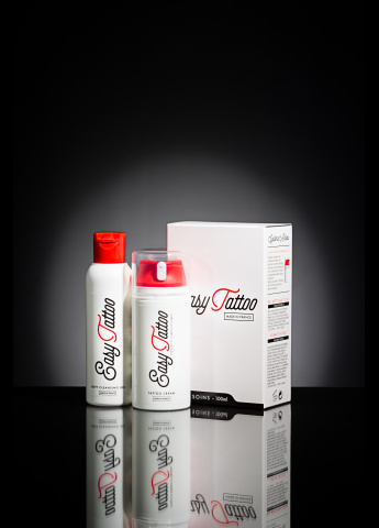 Easytattoo® Kit de soins 100ml