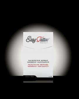 Easytattoo® Protect Proctective Film - Sachets 10cm x 15cm