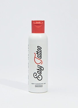 Easytattoo® Soft Cleansing Gel - 125ml