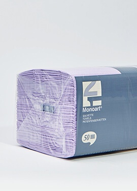 Serviette premium euronda purple